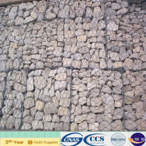 Stone Cage Gabion Wire Netting (XA-GM8) pictures & photos