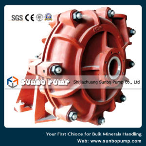 Concentration Filter Press Feed Centrifugal High Head Slurry Pump pictures & photos