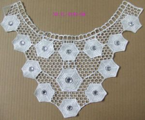 Cheap Water Soluble Lace Collar pictures & photos