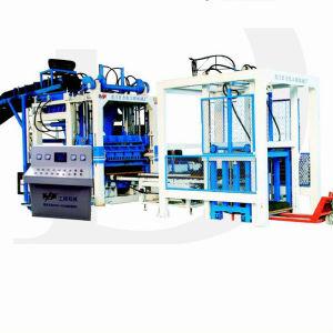 Automatic Concrete Brick Machine Production Line / Fly Ash Brick (QT8-15)