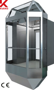 British Panoramic Elevator with LED Droplight pictures & photos