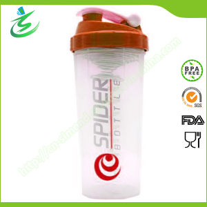 700ml BPA Free Custom Spider Shaker Bottle pictures & photos
