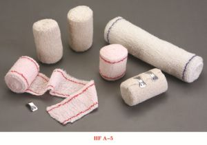 High Quality Cotton Crepe Bandage (100% cotton) pictures & photos