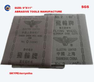 Flying Wheel Emery Paper