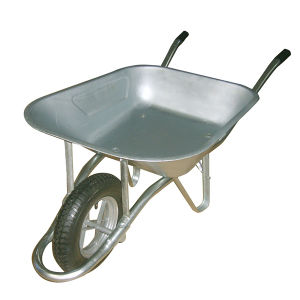 Galvanized Metal Wheel Barrow Wb6400