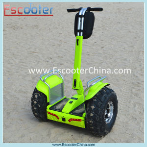 China Hot Sale Two Wheel Balance Stand up Electric Scooter, Ce Approved pictures & photos