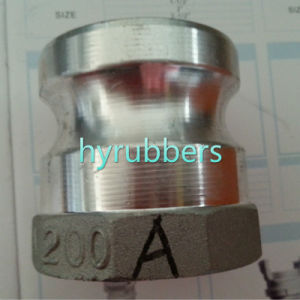 Stainless Steel Camlock Coupling Pipe Fittings pictures & photos
