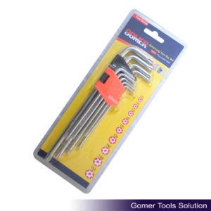 9PCS Extra Long Torx Key Wrench (T01388)