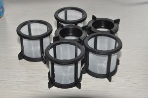 Industrial Air-Conditioner Filter Elements Made of Molded Plastic Filters pictures & photos
