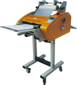 Small Size Auto Feeding & Cutting Laminator (360C) pictures & photos