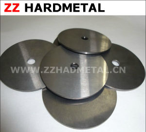 Wear Resistant Sharp Mirror Polishing Cemented Carbide Disc pictures & photos