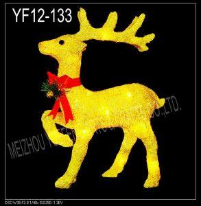 Sisal Reindeer (YF-012-133)