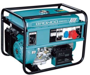 Locin Type 13HP 5kw Three Phase Gasoline Generator pictures & photos