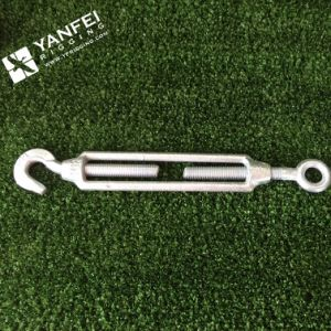 Direct Factory DIN 1480 Wire Rope Stainless Steel Turnbuckle pictures & photos