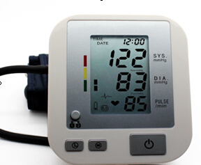 3.5 Inch LCD Display Blood Pressure Meter pictures & photos