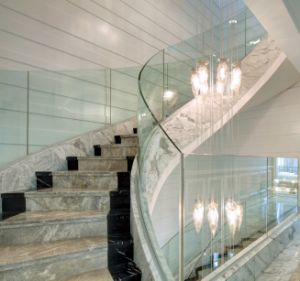 Toughened Laminated Balustrade Glass pictures & photos