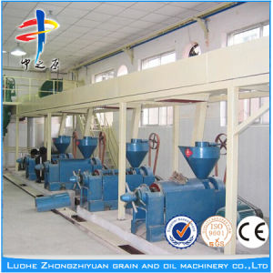 New Design Mini Edible Oil Press and Refinery Machine (1-25tpd) pictures & photos