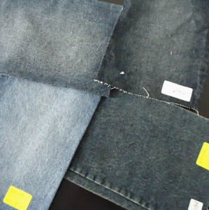 6.5oz Cotton Poly Denim Fabric with Spandex Made in China pictures & photos