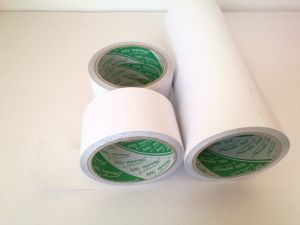 White Double Sided Tissuetape for The Sticking of Brochure pictures & photos