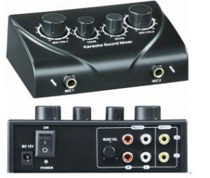 Karaoke Mixer Amplifier