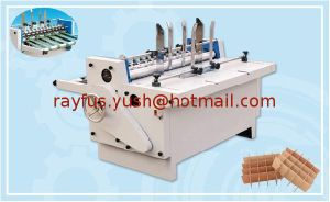 Chain Type Rotary Slotter for Corrugated Carton Making Machine pictures & photos