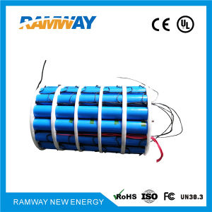 28.8V Lithium Battery Packs 8er34615-25 for Seismic Detector Apparatus pictures & photos