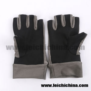 Sun Gloves Glacier Glove UV Protection Fly Fishing Outdoor Fishing Gloves pictures & photos