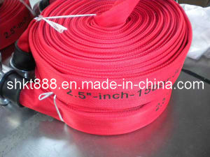 Red Fire Hose pictures & photos