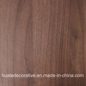Wood Grain Paper, Walnut, Melamine Paper for Plywood, MDF pictures & photos