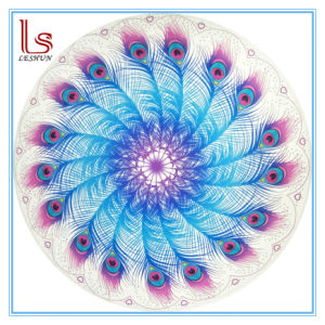 Wholesale 100% Polyester Printed Mandala Beach Towels pictures & photos