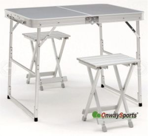 The Most Economical and Practical Folding Suitcase Table