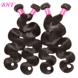 Wholesale Brazilian Virgin Hair Body Wave pictures & photos