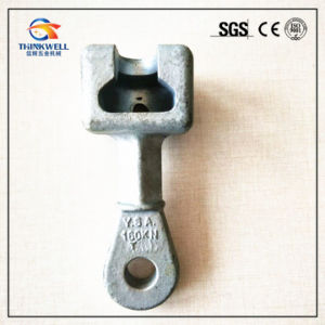 Forged Carbon Steel Galvaized Socket Clevis pictures & photos
