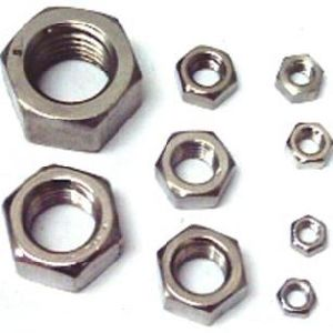 Supply GB70 Hexagon Stainless Steel Screw Nut, It Can Customize According to The Specifications pictures & photos