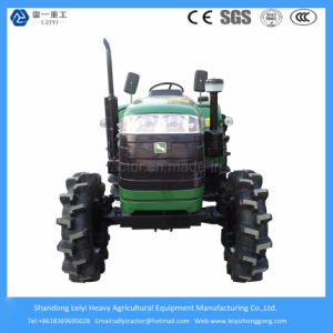 China Supplier Wheeled Agricultural/Deutz/Yto/Garden/Mini Tractor for Farm Use (40HP/48HP/55HP/70HP/125HP/135P/140HP/155HP) pictures & photos