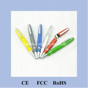 Promotional Custom Metal USB Ballpoint Pen H-507 pictures & photos