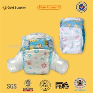 Cloth-Like Disposable Adult Baby Diaper (A-Obaby) pictures & photos