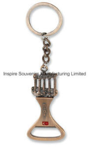 Turkey Opener Metal Keyring for Promotion Gift (MS420) pictures & photos