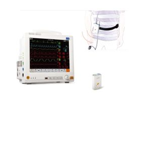 12.1 Inch Modular Patient Monitor Touch Screen Ccu ECG EKG Machine Telemetry (SC-C100) pictures & photos
