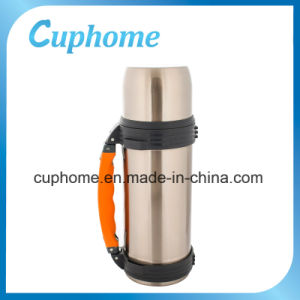 Big Size 1.2L Outdoor Sports Water Bottle Vacuum Flask