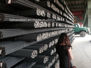 Steel Bar Tmt pictures & photos