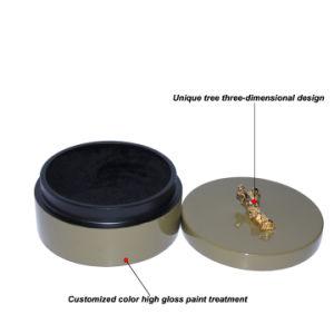 Light Green Round Perfume Box pictures & photos