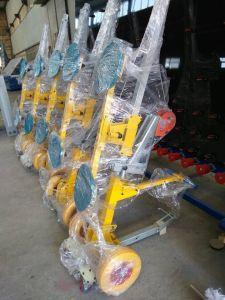 Glass Trolley/ Portable Express Lifter for Insulating Glass machine pictures & photos