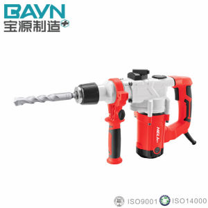 26mm 950W Classic Model Two Fuction Rotary Hammer (26-6)