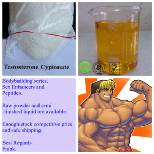 Hot Sell Raw Natural Testosterone Cypionate pictures & photos