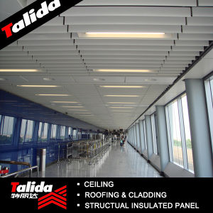 Metal Box Curtain Ceiling (TLD-J006)
