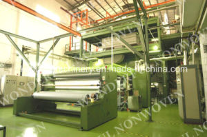 3.2m Single S Type PP Spunbond Non Woven Fabric Machinery pictures & photos