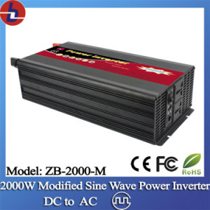 2000W Modified Sine Wave Power Inverter