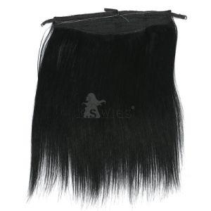 Flip in Hair 100% European Virgin Remy Human Hair pictures & photos