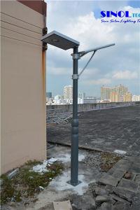IP65 Motion Sensing Solar Light/8W LED Garden Light Built-in 20W PV (SN-108) pictures & photos